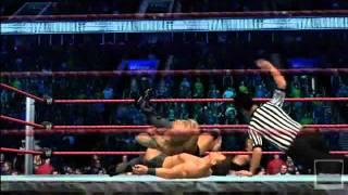 WWE Royal Rumble 2011 simulations by raed