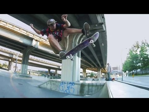 Vancouver Skate Plaza Sessions w/ Cory Wilson