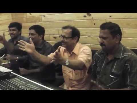 Dajiba Ho Maza ..making Sung By Bharti Madhvi Music Pravin Kuwar video
