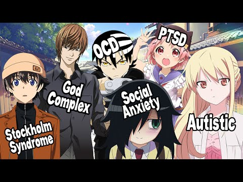 25 Anime with Hidden Mental Illness
