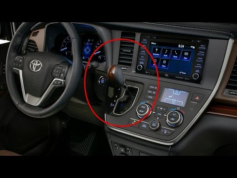 2018 Toyota Sienna   News, Interior and Exterior