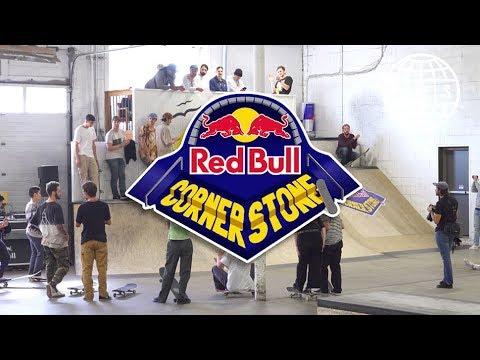 Red Bull Cornerstone Finals at Familia HQ in Minneapolis