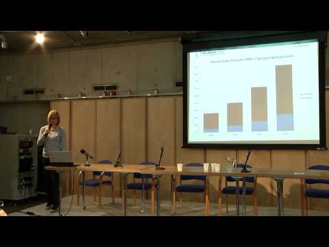 A review of Open Access publishing in Poland and Eastern Europe - Johanna Kuhn, BioMed Central