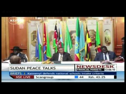 EU expresses concern over 'lack of progress' in South Sudan peace talks