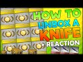 Lagu HOW TO GET A KNIFE! CS:GO CRAZY REACTION - KNIFE UNBOXING ��� CS:GO CASE OPENING 4