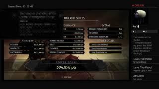Sharpen up the skills on Mortal Kombat XL real quick! - Live Broadcast 326