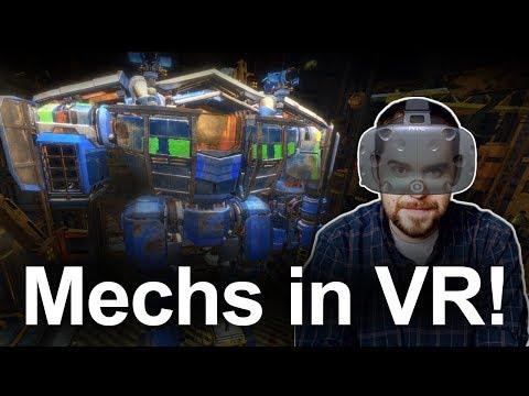 [Live] THIS GAME IS AMAZING! Vox Machinae Playtest