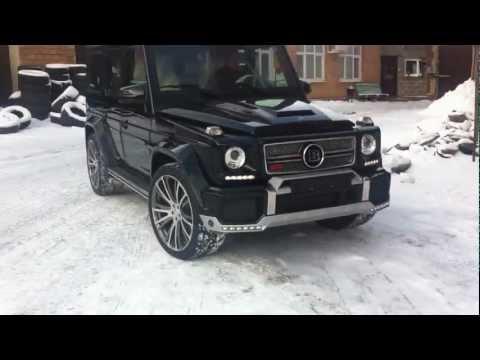 G 65-800 2013 Первый в России!!!