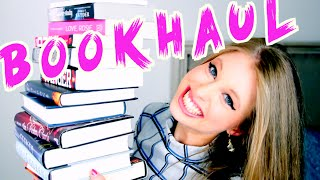 CHRISTINE'S OVERWHELMED JUMPY BOOKHAUL