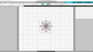 Basic Mandala Center - Silhouette Studio