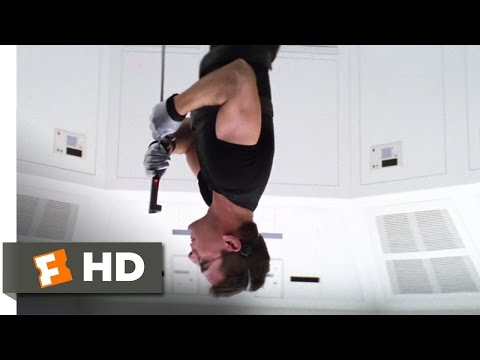 Mission: Impossible (4 9) Movie Clip - Into The Vault (1996) Hd video