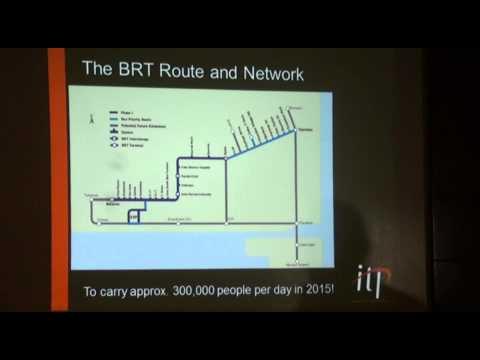 Cebu City Bus Rapid Transit presscon