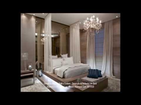 Simone cortinas cortinas para quartos de casais youtube for Argollas de plastico para cortinas