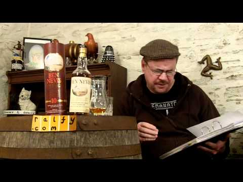 whisky review 213 - Ben Nevis 10yo