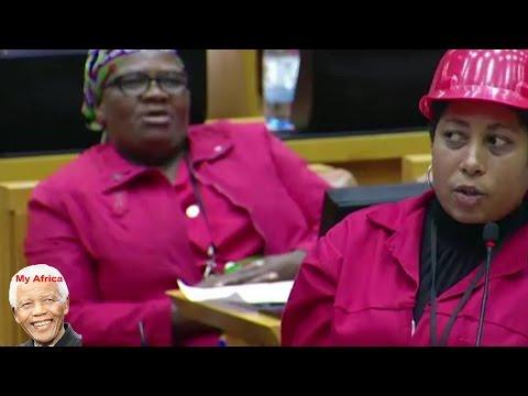 Julius Malema Send A SMS To Naledi Pandor. FUNNY.