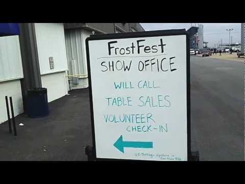 Frostfest 2012 Amateur Radio KK4WW N4USA  Hamfest