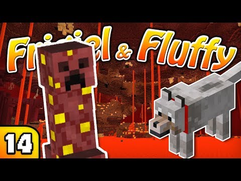FRIGIEL & FLUFFY : Le Nether ?!? | Minecraft - S6 Ep.14 thumbnail