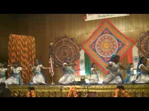 Manaswini Agnihotri Daiya Daiya Dance Aug 2009