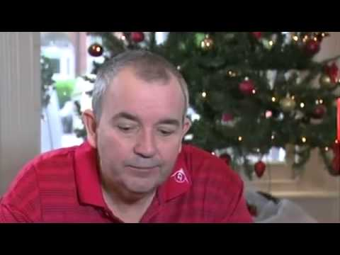 PHIL TAYLOR INTERVIEW! Raymond Van Barneveld APOLOGY! (2013)