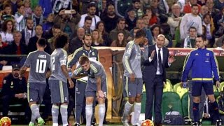 Betis 1-1 Real Madrid | Goles | 24/01/2016 | COPE