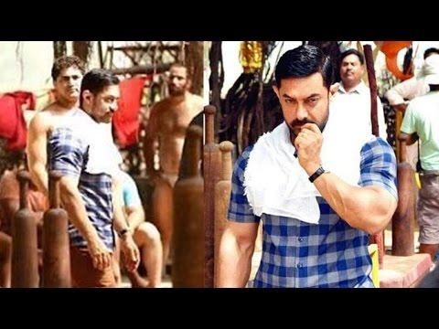 Aamir Khan DANGAL Movie On Location LEAKED Full Video