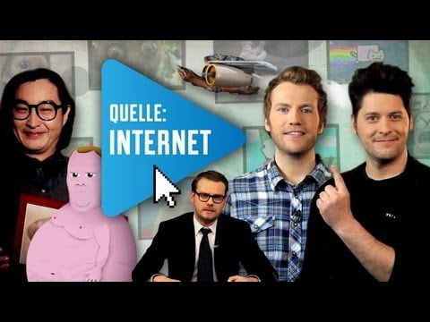 Quelle: Internet (Pilot) - Memes, Kim Dotcom, Viral Video Exchange, Social Network News // WVP 2014