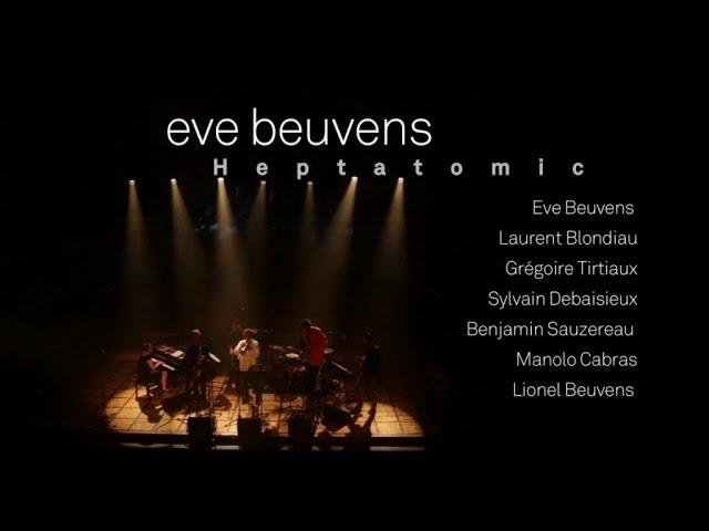 Eve Beuvens - Heptatomic - teaser