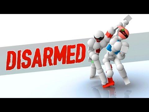 Disarmed - (toribash Funny Moments) video