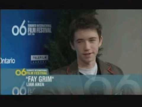 liam aiken speaks about fay grim Video
