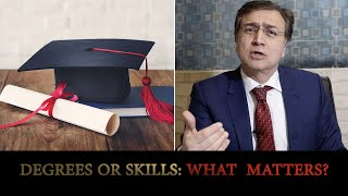 Degrees or Skills: What  matters?