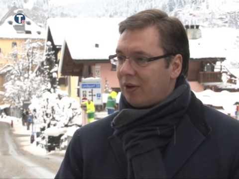Vučić: Podizanje zidova je protivpravno i nije evropsko ponašanje