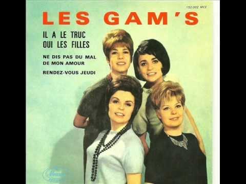 Les Gam's - Oui les filles