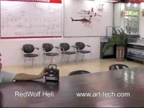 Art-Tech Red Wolf 4CH Coaxial RC Helicopter @ RC-Fever