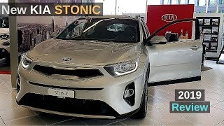 New Kia Stonic 2019 Review Interior Exterior