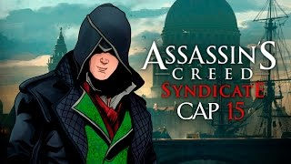 "Assassin´s Creed Syndicate con ALK4PON3 Ep. 15 ""El Robo al Banco de Inglaterra"" I Audio Latino I"