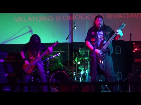 Velatorio - Katalepsia (13-09-14, Pico Truncado)