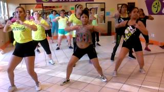 """Zumba Oro Solido """"El Beeper"""" with Sussy Flores"""