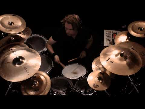 Tim Zuidberg - Psychosocial - Slipknot Drumcover video