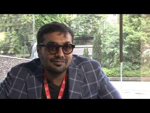 Interview with Anurag Kashyap / Rozhovor s Anuragem Kashyapem