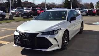 NEW 2019 Toyota Avalon XSE Review Wind Chill 1000 Islands Toyota Brockville