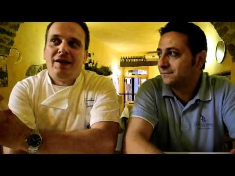 """Intervista al ristorante """"Palazzaccio"""" di Castelbuono"""