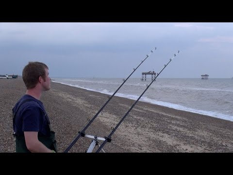 Beach Fishing For Flatfish - Sole Rigs, Tips & Tactics