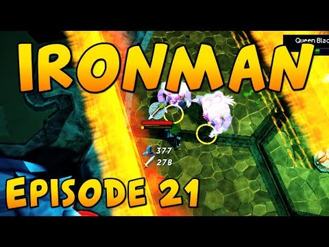 QBD TIME! - Ironman Progress Episode 21 [Runescape 3]