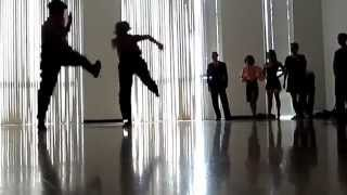 Swing Dancing lindy hop, Aerials , HYPE  - AWESOME