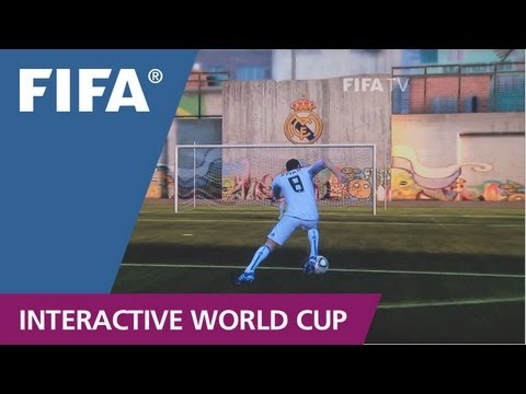 FIFA Interactive Tutorial: Fake a defender