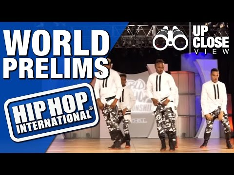 (UC) Creed - South Africa (Adult Division) @ HHI's 2015 World Prelims