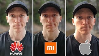 Huawei P30 Pro CAMERA TEST vs Xiaomi Mi 9 vs iPhone!