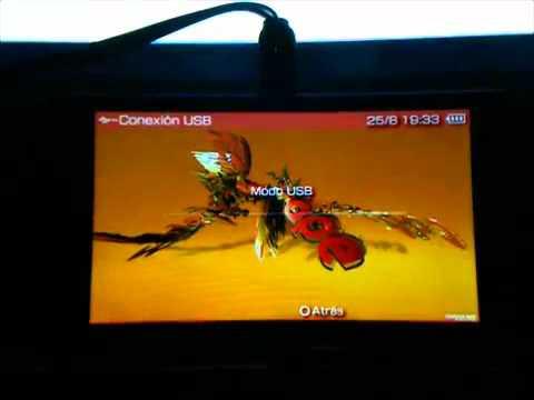 Como piratear PSP 1000, 2000, 3000 y GO Firmare 6.60 (Ultima version)