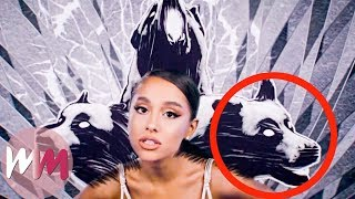 Download Lagu Top 5 References You Missed in Ariana Grande's God is a Woman Video Gratis STAFABAND