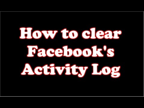 how to restore facebook search history activity logs